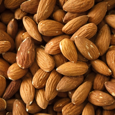 Raw Natural Whole Almonds
