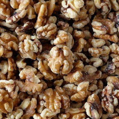 Raw Shelled Walnuts