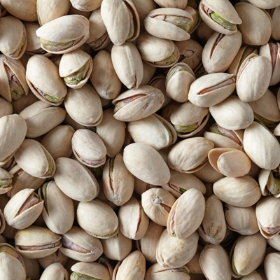 Pistachios, In Shell, Dry Roasted (Salt)