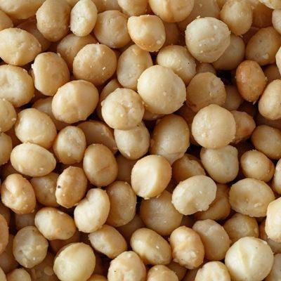 Macadamia Nuts Roasted (No Salt)