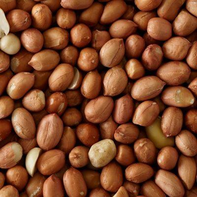 Raw Jumbo Spanish Peanuts
