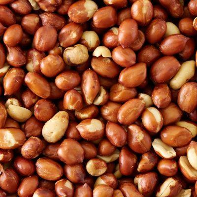 Raw Redskin Peanuts