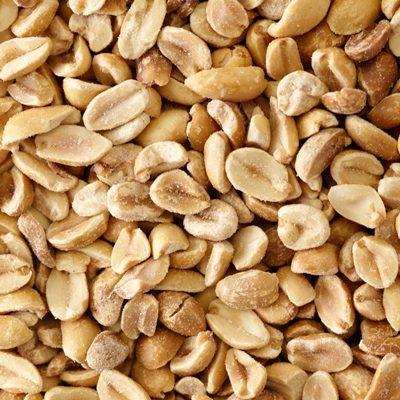 Dry Roasted Peanuts (No Salt)