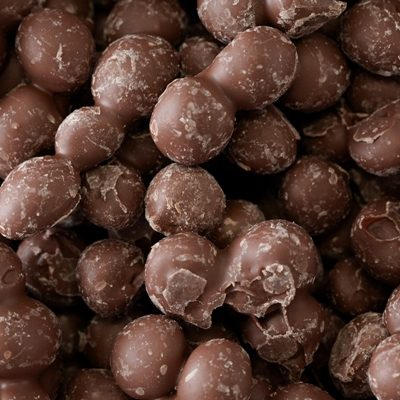 Double-Dipped Milk Chocolate Peanuts