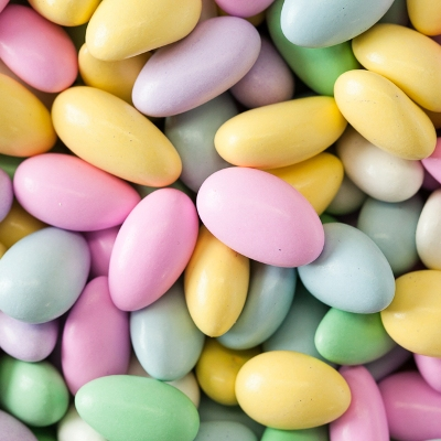 Jordan Almonds - Assorted