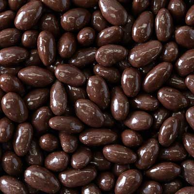 Milk Chocolate Covered Almonds (Sugar-Free)