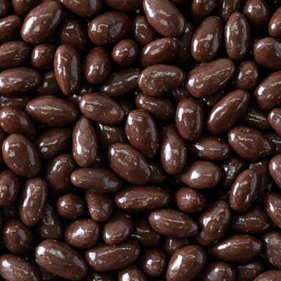 Milk Chocolate Covered Almonds (Sugar-Free)