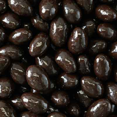 Dark Chocolate Covered Almonds (Sugar-Free)