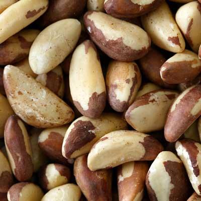 Raw Natural Brazil Nuts