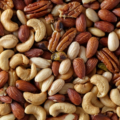 Unsalted Deluxe Mixed Nuts