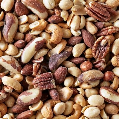 Salted Mixed Nuts with 60% Peanuts