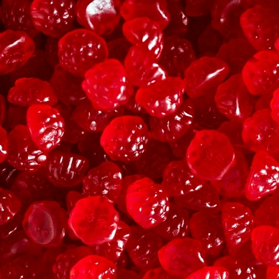 Gummi Red Raspberries