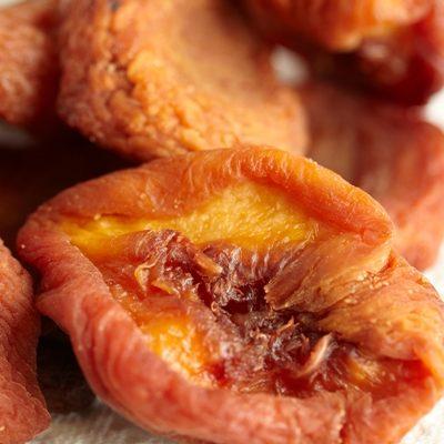 Peaches Dried