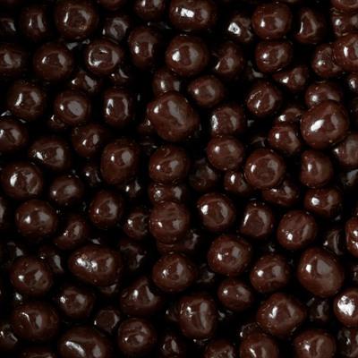 Dark Chocolate Covered Cookie Dough