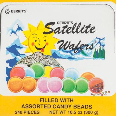 Satellite Wafers (Box)