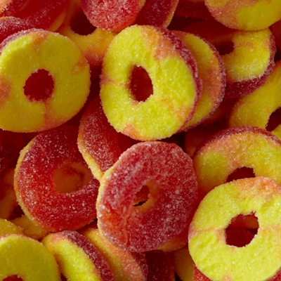 Sour Peach Rings